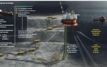 Ecco il petrolio impossibile dell'Artico