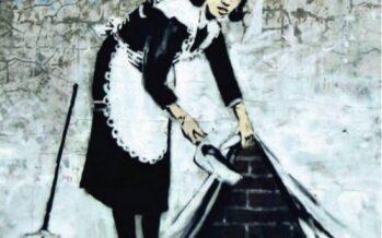Inchiesta hi-tech sul misterioso Banksy ecco la mappa che svela il writer