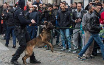 """""""L'abbiamo preso"""" Battaglia a Bruxelles ferito e catturato Salah"""