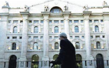 Carige sotto il pressing della Bce raddoppia il rosso e crolla in Borsa le banche tremano a Piazza Affari