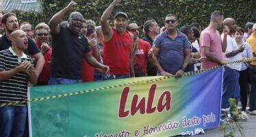 """""""La destra vuole andare al governo e sta cercando di incastrare Lula"""""""