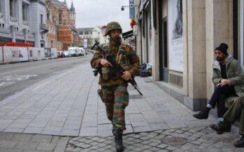 Bruxelles, nella «green zone» dell'Unione europea