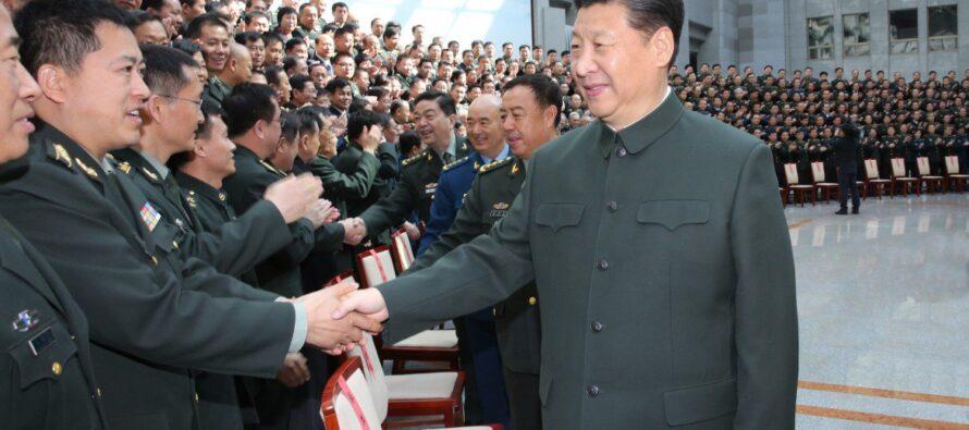 Cina, «Compagno Presidente è ora di dimettersi»