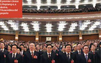 """La Cina si rassegna """"Il 2016 sarà duro"""" Pil tagliato al 6,5% il deficit sale al 3%"""