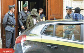 """Vacanze e autista privato parla la """"Dama nera"""" terremoto all'Anas 19 arresti per mazzette"""