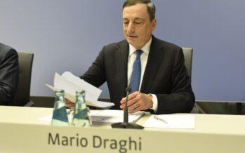Il Quantitative easing di Draghi, alla fine tanto denaro per nulla