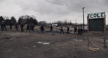 A Calais resta solo la scuola, senza bambini