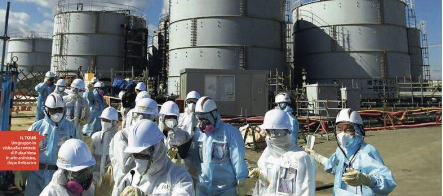 "I pellegrini di Fukushima ""Tra i fantasmi radioattivi per dire no al nucleare"""