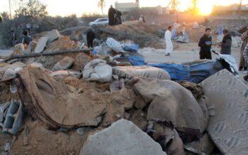 Nero su bianco il piano di intervento Usa in Libia