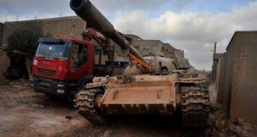 Sulla Libia la linea la detta Napolitano