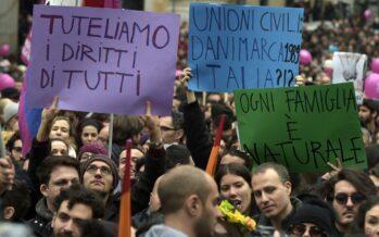 «Diritti alla meta», lgbt in piazza a Roma