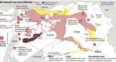 Armi chimiche, in cella il capo L'arsenale segreto del Califfato