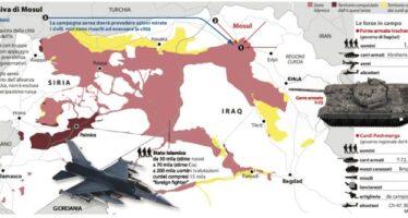 """Iraq, gli Usa preparano l'offensiva """"Presto riprenderemo Mosul"""""""