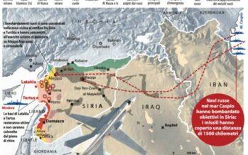 Siria. Bombe dal cielo e attacchi mirati così la guerra ha cambiato direzione