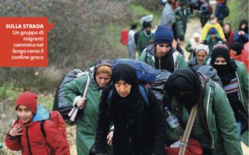 Quella nuova breccia nei muri europei che si apre sui monti tra Grecia e Albania