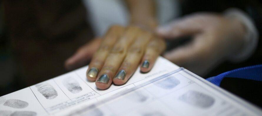La guerra delle impronte