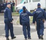 polizia ungherese