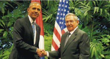 """La promessa di Obama """"È un giorno nuovo per Cuba e Stati Uniti E l'embargo finirà"""""""