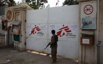 Raid degli Usa su ospedale Msf, «puniti» i soldati