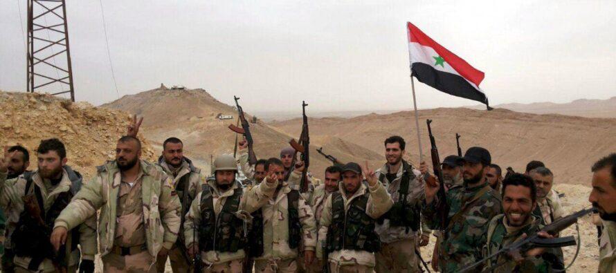 L'importanza di Palmira per il destino di Assad