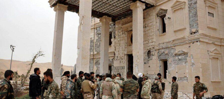 L'Isis perde Palmira, ucciso dagli Usa al-Afri, numero 2 di al-Baghdadi