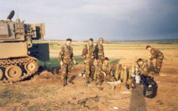 «Vilipendio delle forze armate». Blitz e accuse contro gli antimilitaristi