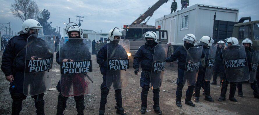 Idomeni: picchiati, rapinati e respinti, le denunce dei richiedenti asilo