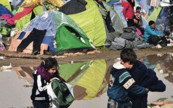 Profughi, la Slovenia chiude le frontiere