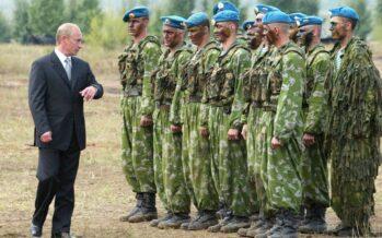 Comincia Ginevra. Putin: «Via la maggior parte delle truppe»