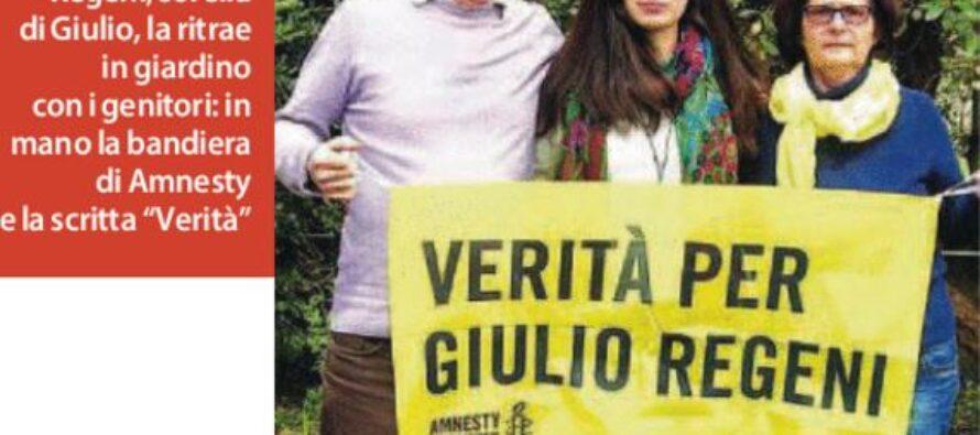 "Regeni. ""È una messinscena, l'Italia reagisca"""