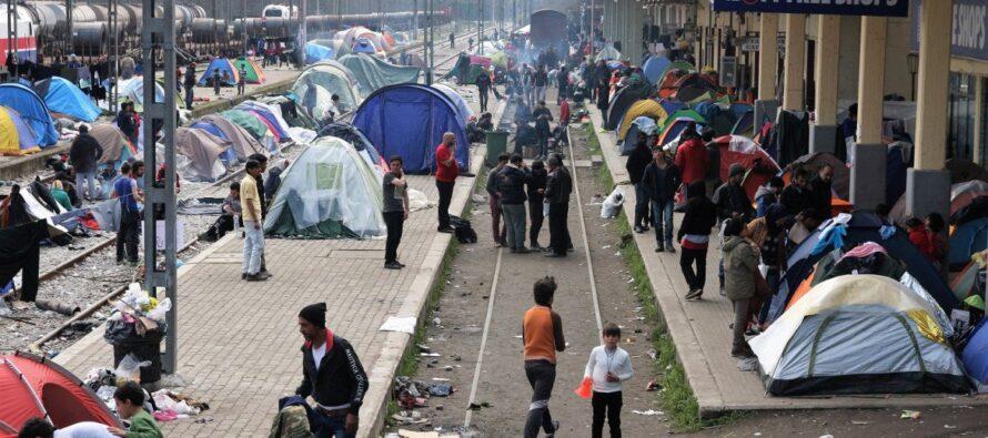 Nel campo di Idomeni è «tortura» sui rifugiati