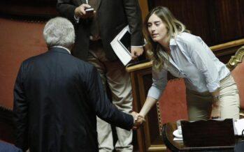 Piombo nell'Ala destra di Renzi