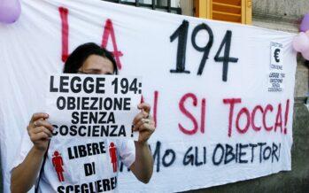Aborto non garantito, Italia fuorilegge