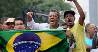Impeachment per Dilma, tensioni in Brasile
