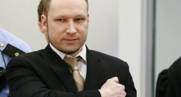 Carcere, Breivik vince la causa