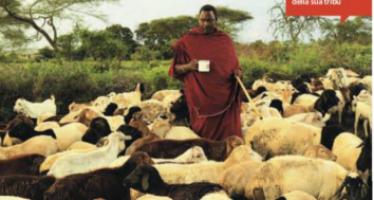 """Un """"Nobel"""" al Masai che salvò le terre tribali"""