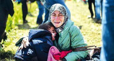 Macedonia, lacrimogeni sui migranti