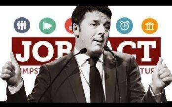Jobs Act, la riforma funziona solo quando lo decide Renzi