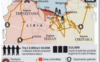 Libia: un Paese diviso, quattro governi