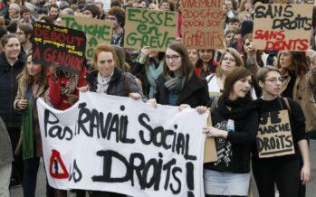 I giovani francesi contro il Jobs Act di Hollande