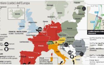 Austria, una barriera al Brennero