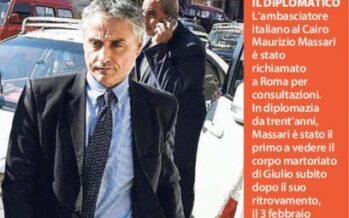 """""""Pedinati e intercettati"""" così il Cairo ha spiato gli investigatori italiani"""