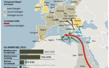 «Centinaia di morti in mare». I superstiti: noi, a picco nel buio