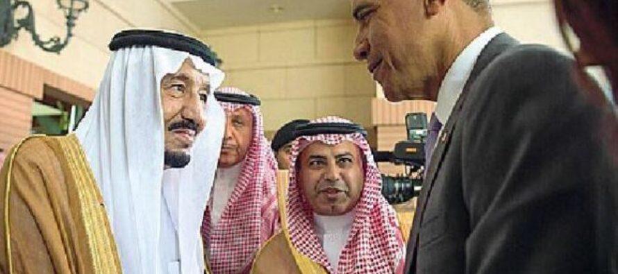 Obama in Arabia E il re non lo accoglie in aeroporto a Riad