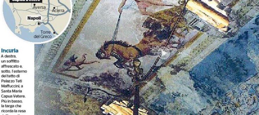 Gli appalti ai clan (e il degrado) nel palazzo dove è nata l'Italia