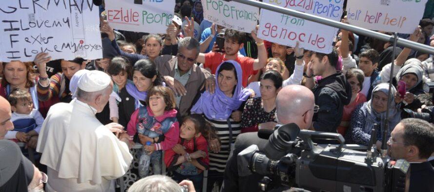 «Inevitabili i rifugiati Respingerli con barriere è soltanto ingenuità»