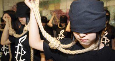 In Asia il primato delle esecuzioni
