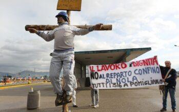 Fca, inscenarono impiccagione di Marchionne: licenziati