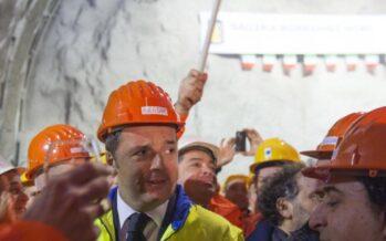 Renzi prende il lanciafiamme