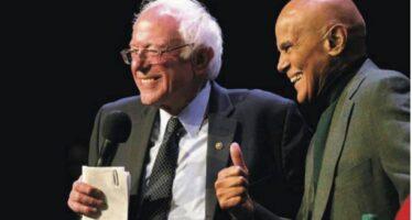 """Tra i neri di Harlem convertiti da Sanders """"È lui che può aiutarci"""""""